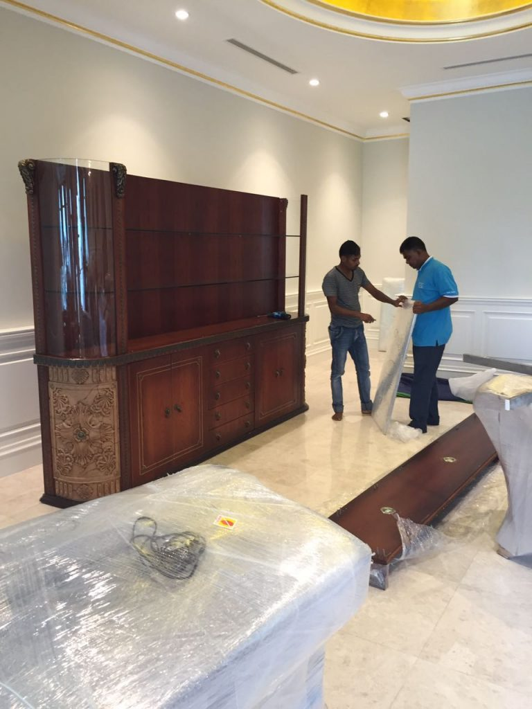 International Movers and Packers in Malaysia | Office